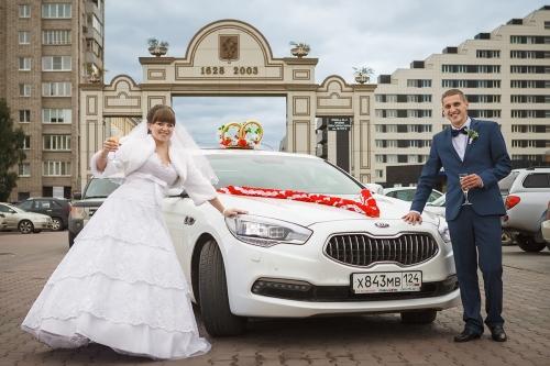 Свадебные фотосессии в Красноярске