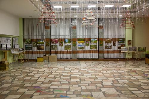 """Фотовыставка в Сосновоборске """"Люблю природу"""""""