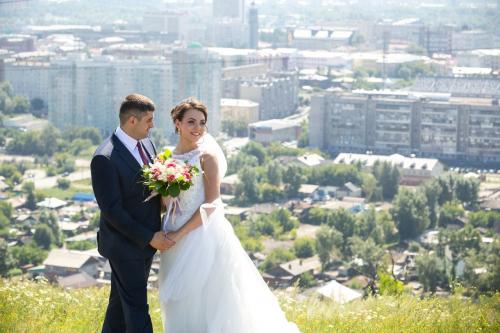 Где найти свадебного фотографа в Красноярске