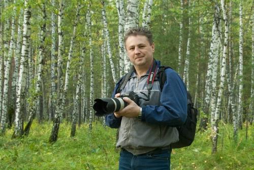 Фотограф Юрий Пигорев